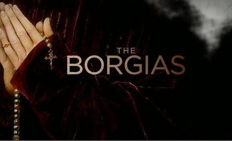The Borgias Logo