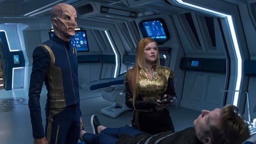 Saving Stamets - Star Trek: Discovery Season 1 Episode 11