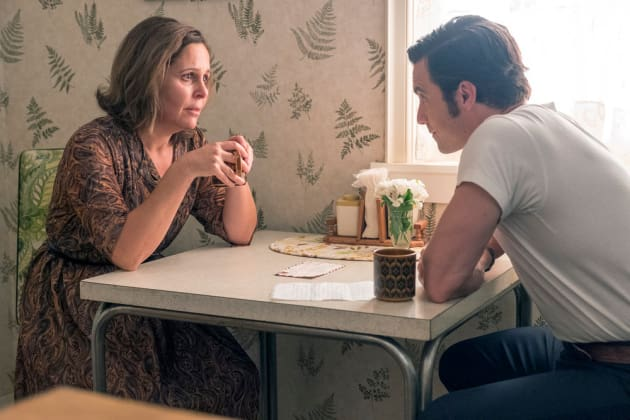 Jack and Marilyn  - This Is Us Season 3 Episode 4