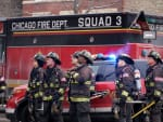 Apartment Complex Fire - Chicago Fire