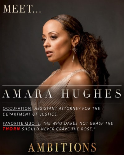 Amara Poster