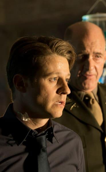 Traitor Wade - Gotham Season 5 Episode 10