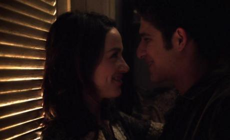 Scott Canoodles with Allison in Stiles Mind