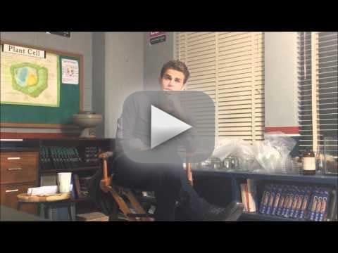 Paul Wesley Previews The Vampire Diaries Season 7