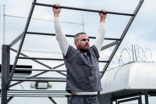 When In Doubt, Work Out - Arrow Season 7 Episode 2