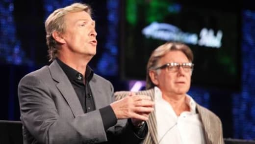 Nigel Lythgoe and Ken Warwick