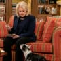 Murphy and Her New Dog - Tall - Murphy Brown Season 11 Episode 11