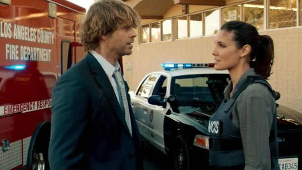 Deeks and Kensi Decide To Give It a Go