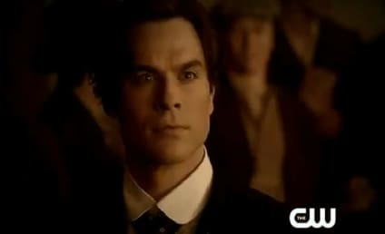 "The Vampire Diaries ""1912"" Teaser #2: Caught in the Act!"
