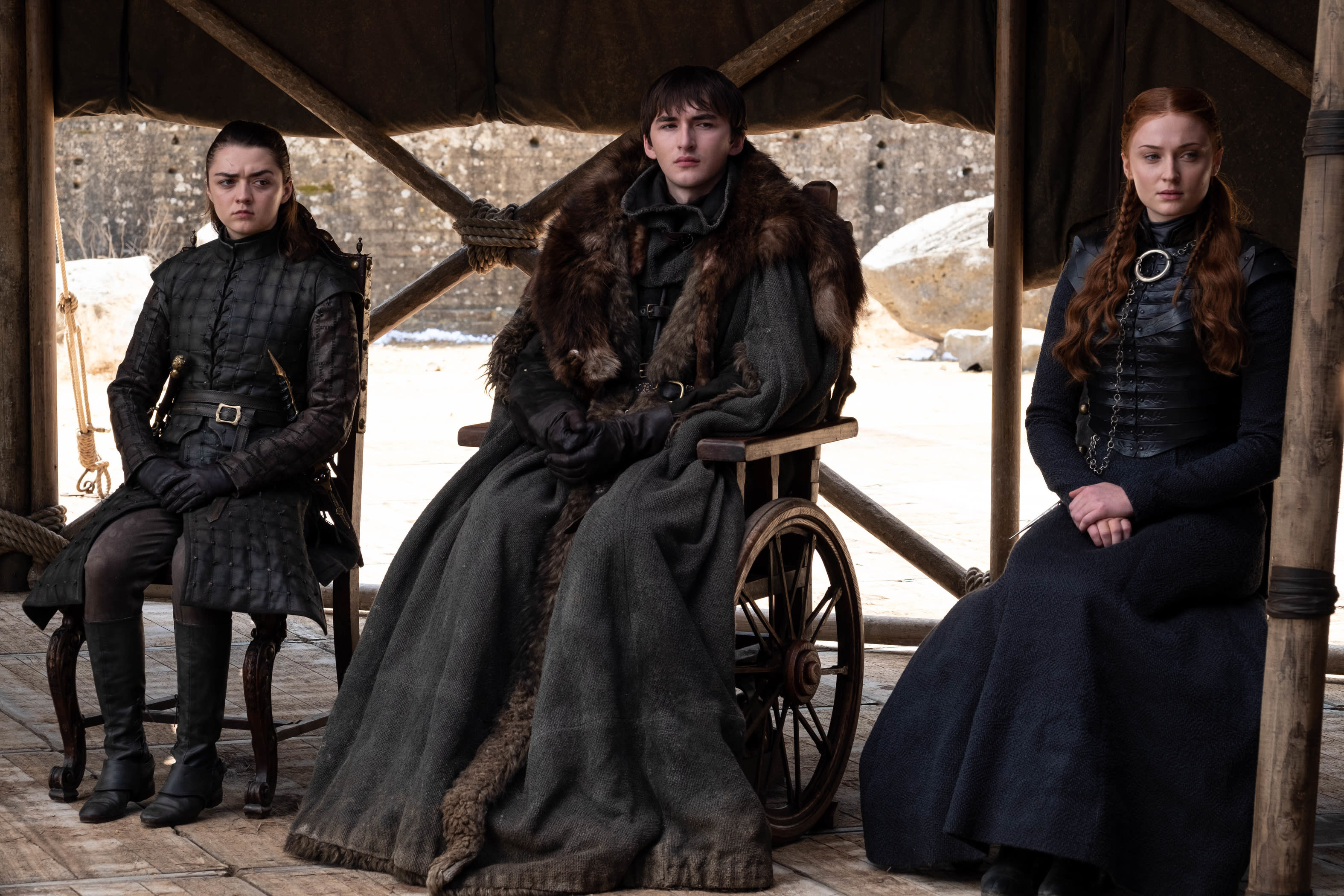 Game of Thrones Season 8 Episode 6 Review: A Song of Fire and Ice