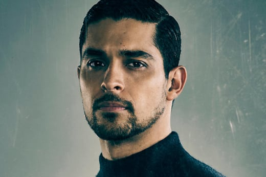 Wilmer Valderrama as Will Blake - Minority Report