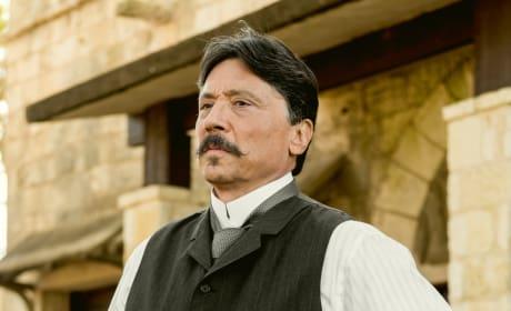 Pedro Looks On - The Son Season 1 Episode 10