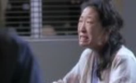 Cristina Loses Her Baby