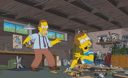 Watch The Simpsons Online: Season 29 Episode 18