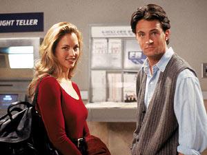 Chandler and jill goodacre tv fanatic for Jill goodacre wedding dress