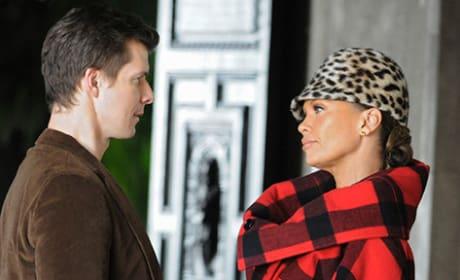 Wilhelmina and Daniel Plot