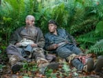 Ragnar and Ivar in England - Vikings Season 4 Episode 13