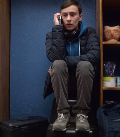 Sam Is Spiralling - Atypical