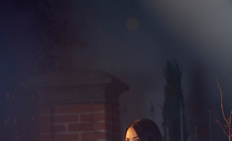 Janel Parrish as Mona Vanderwall - The Perfectionists