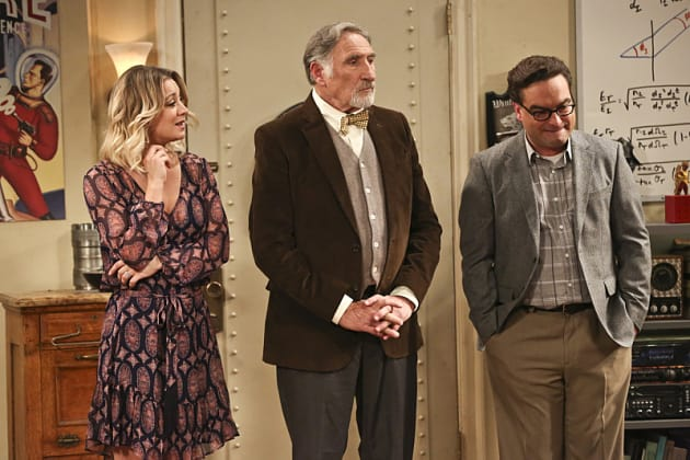 A Family Affair - The Big Bang Theory Season 9 Episode 24