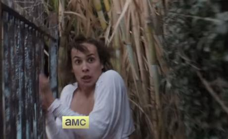 Fear the Walking Dead Clip: Run, Nick, Run!