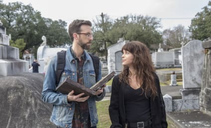 NCIS: New Orleans Season 4 Episode 17 Review: Treasure Hunt