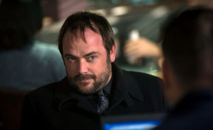 Supernatural Season 10 Scoop: Mark Sheppard Upped to Series Regular