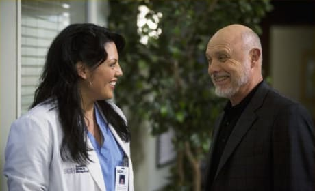 Callie and Her Dad