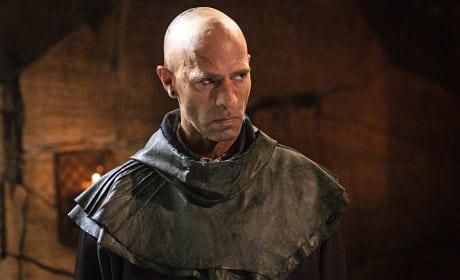Enigmatic Titus - The 100 Season 3 Episode 7