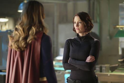Alex and Kara - Supergirl Season 2 Episode 21