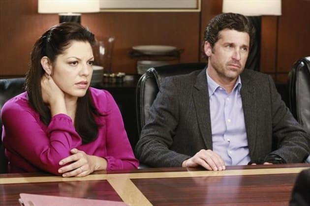 Derek With Callie