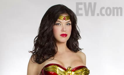 Adrianne Palicki as Wonder Woman: First Photo!