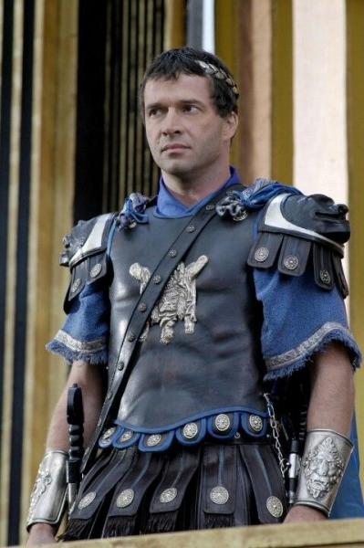 James Purefoy in Rome