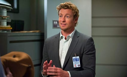 The Mentalist Photo Gallery: Who Gets Shot?