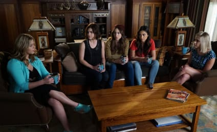 Pretty Little Liars Picture Preview: Who's Getting FrAmed?