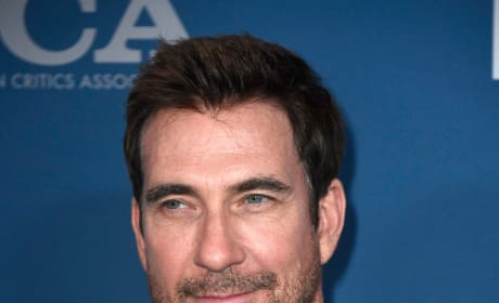 Dylan McDermott Attends Fox Event