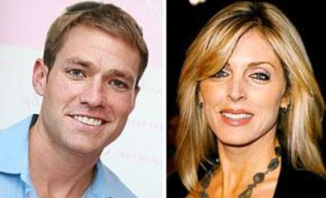 Andy Baldwin, Marla Maples