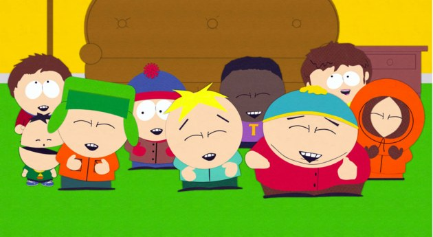 Smile Time - South Park