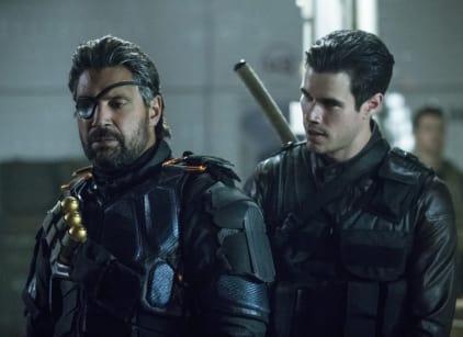 Watch Arrow Season 6 Episode 6 Online