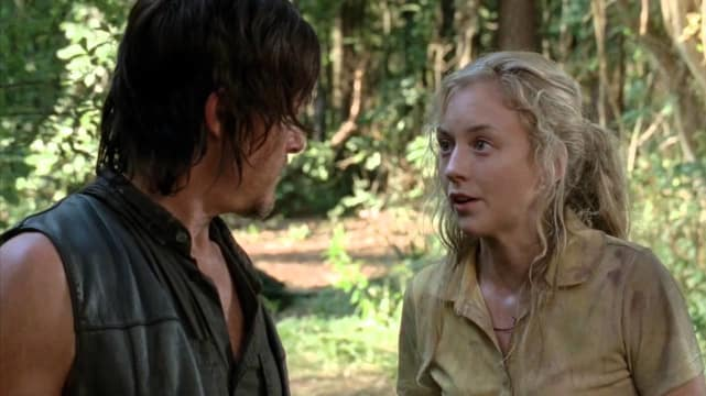 Daryl & Beth (The Walking Dead)