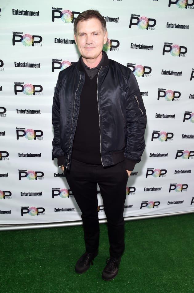 Kevin Williamson Attends Entertainment Weekly's Popfest