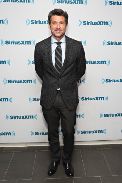 Patrick Dempsey Appears on Sirius XM