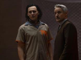 Loki and Mobius - Loki Season 1 Episode 1