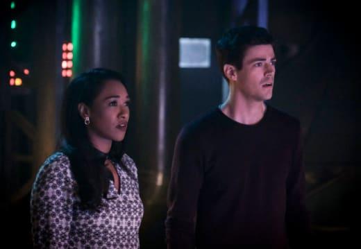 On High Alert - The Flash