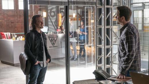 Avery and Deacon - Nashville Season 5 Episode 18