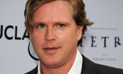 Cary Elwes Cast on Wonder Woman