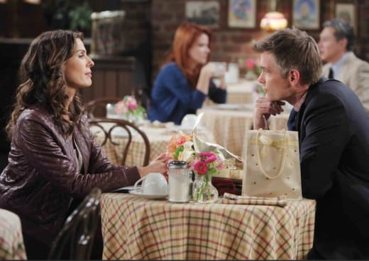 Running Into One Another - Days of Our Lives