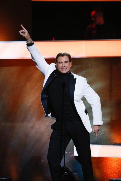 Travolta Stayed Alive