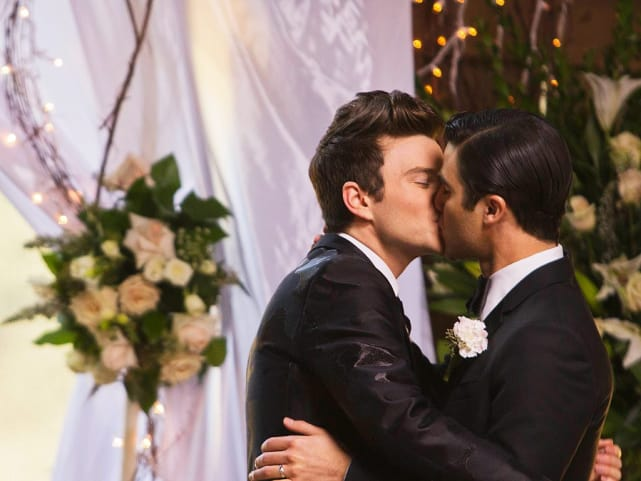 Kurt and Blaine - Glee