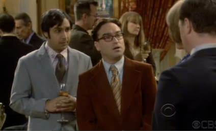 """The Big Bang Theory Review: """"The Benefactor Factor"""""""
